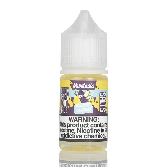 Vapetasia Lemonade Nicotine Salt E-Juice - 30ml - Blackberry Lemonade