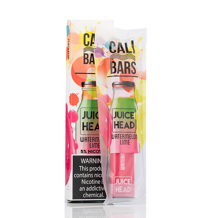 Cali Vapes x Juice Head Nicotine Salt Disposable Vape Pen