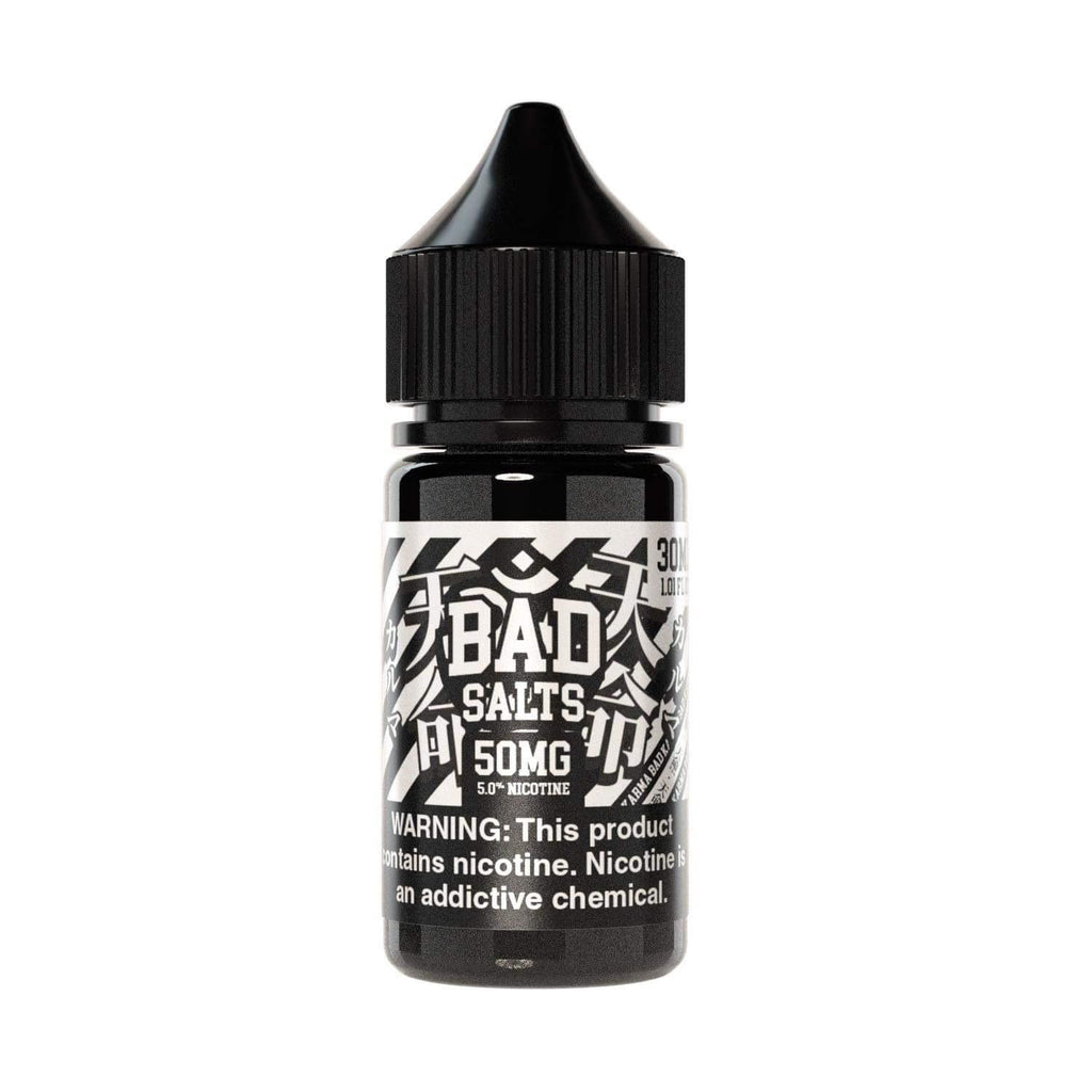 Karma Vape Co Nicotine Salts E-Liquids - 30ml - Bad Karma