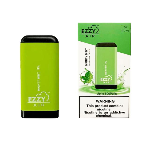 Ezzy Air Disposable Vape Pen Mighty Mint