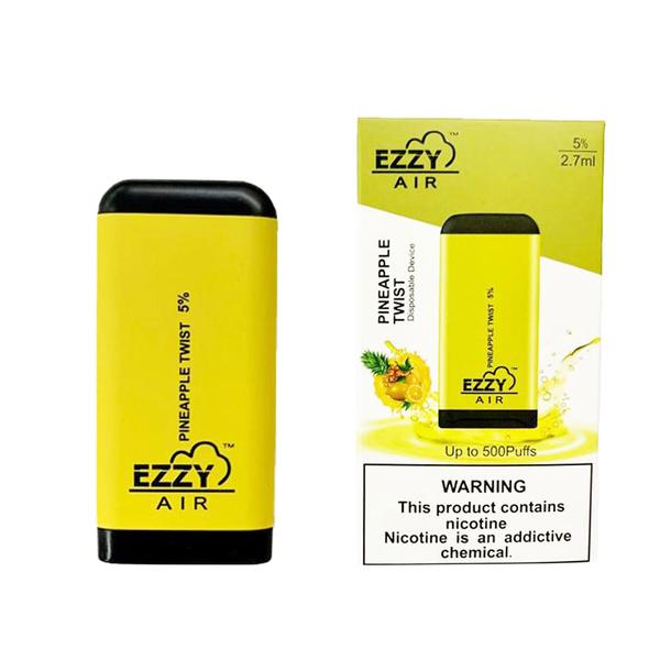 Pineapple Twist by Ezzy Air Disposable Vape Pen