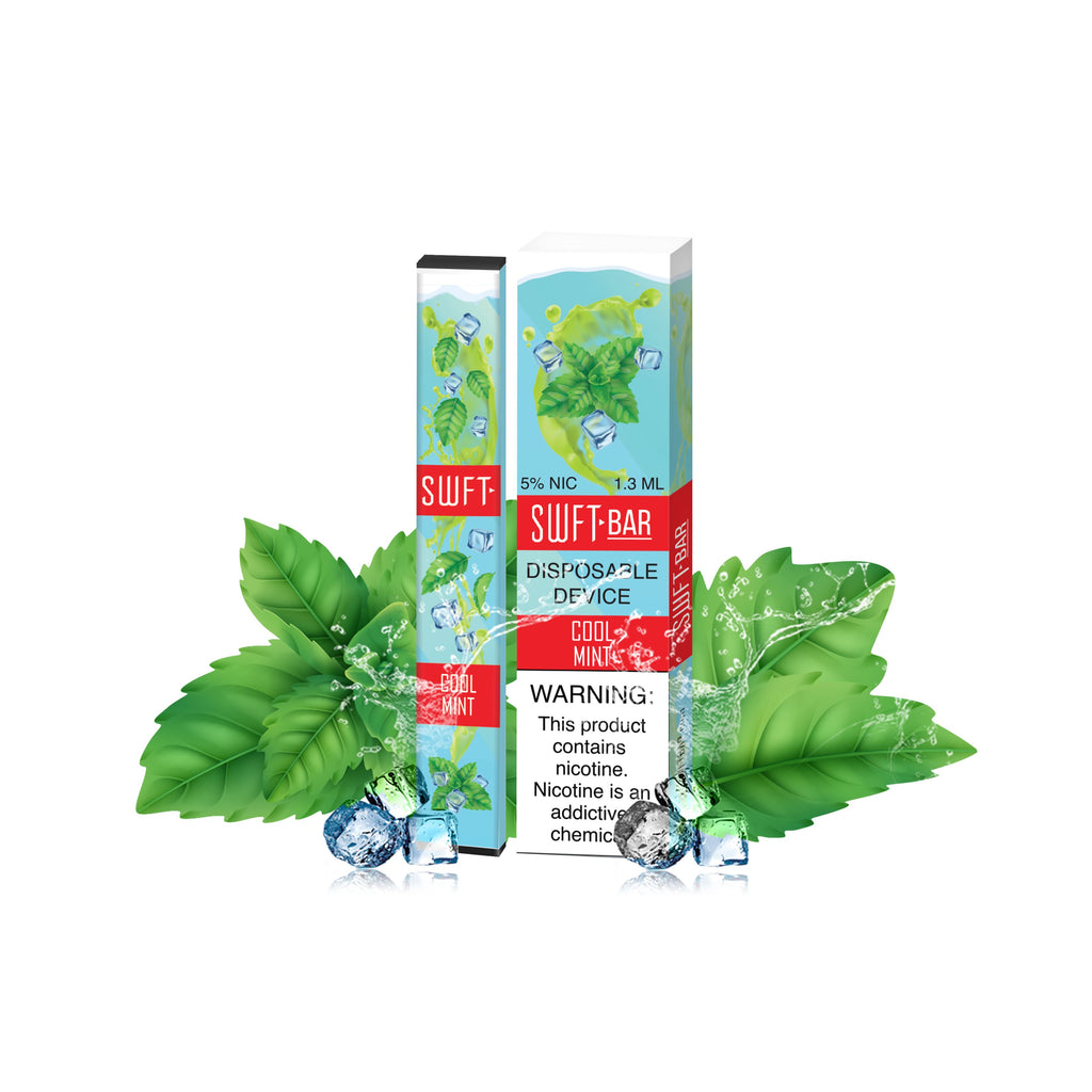 SWFT Disposable Vape Cool Mint