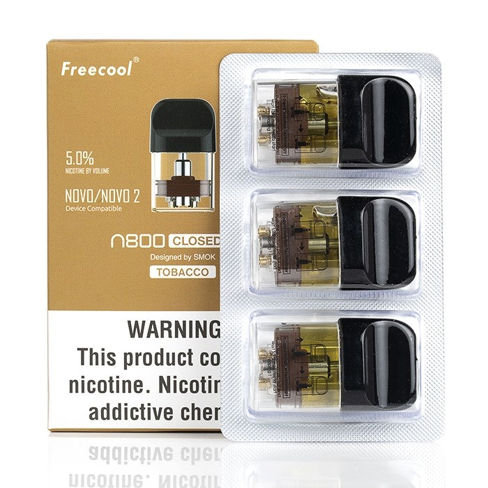 Tobacco Freecool N800 Replacement Pods