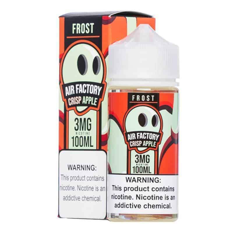 Air Factory Frost E-Juice - 100ml - Crisp Apple