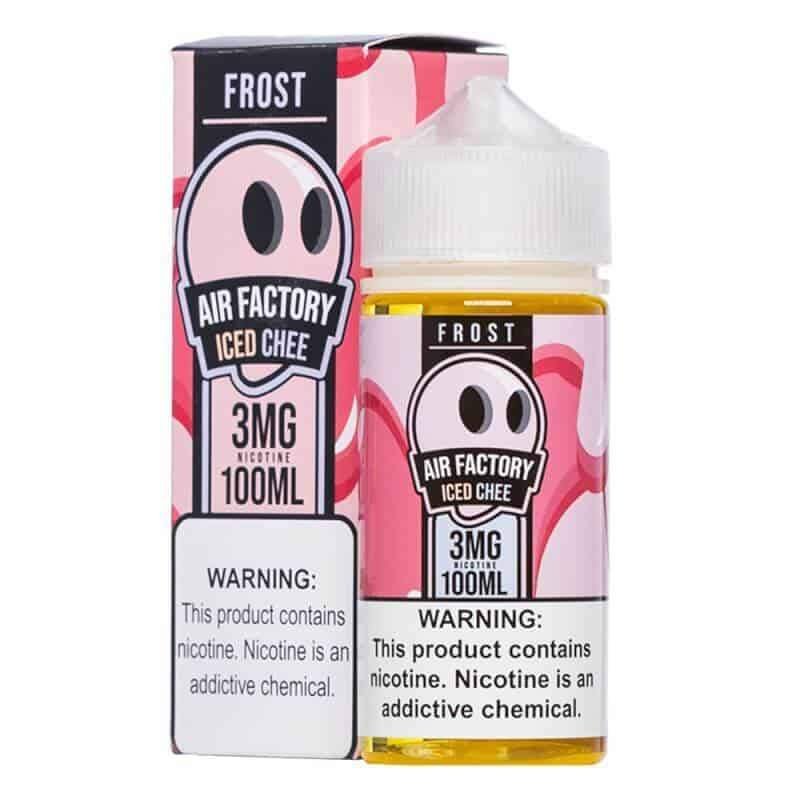 Air Factory Frost E-Juice - 100ml - Iced Chee