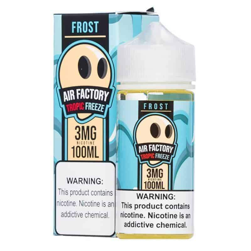 Air Factory Frost E-Juice - 100ml - Tropical Freeze