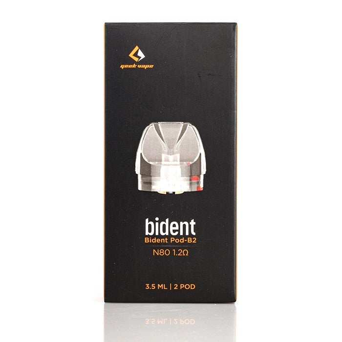 1.2ohm NI80 Pods Geek Vape Bident Replacement Pods