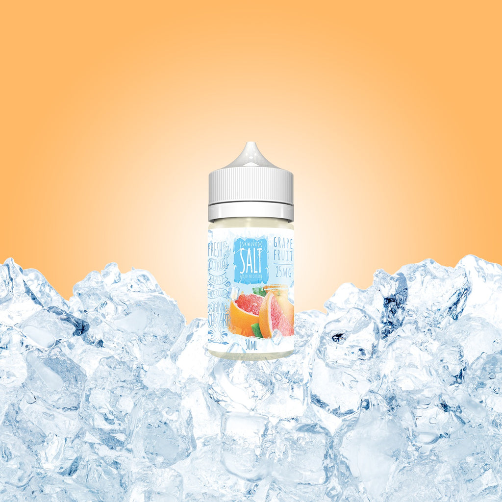 Skwezed Nicotine Salt E-Juice - 30ml - Grapefruit ICE