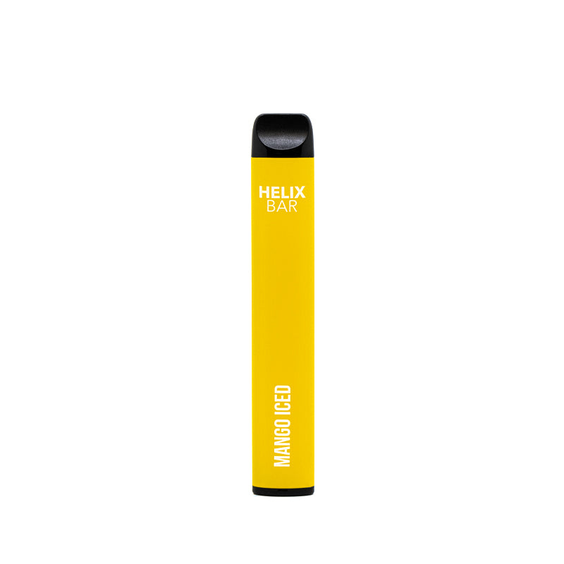 HELIXBAR Mango Iced  Disposable Vape