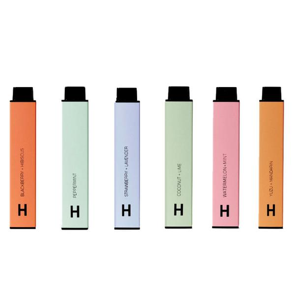 HEYLO Disposable Nicotine Salt Vape Pen