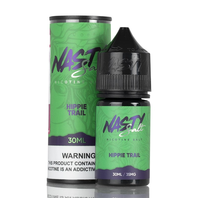 Nasty Salt Nicotine Salt E-juice - 30ml - Hippie Trail