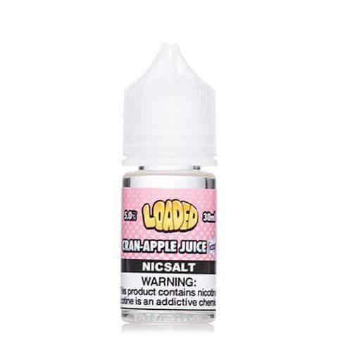 Loaded Nicotine Salt E-Juice - 30ml - Cran Apple Ice