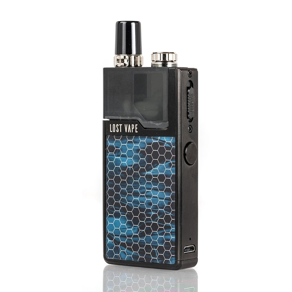Black Frame / Ocean Lost Vape Orion Q