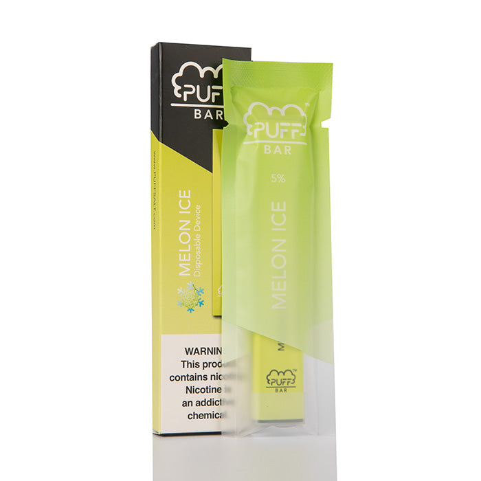 Puff Bar Melon Ice Disposable Vape