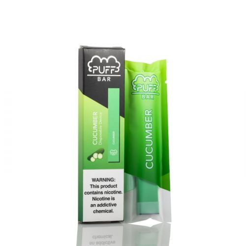 Puff Bar Cucumber Disposable Vape