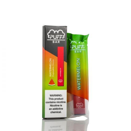 Puff Bar Watermelon Disposable Vape