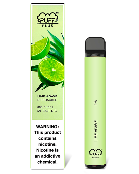 Puff Bar PLUS Nicotine Salt Disposable Vape Pen