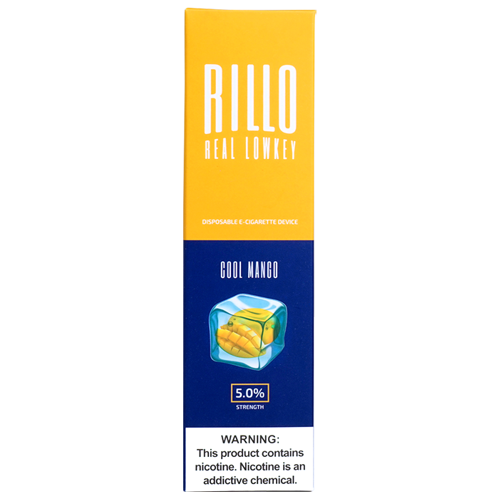 Cool Mango Rillo Disposable