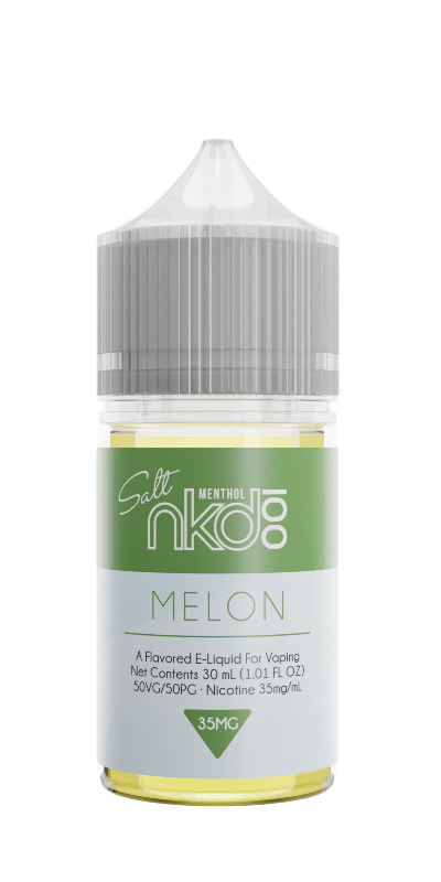 Naked 100 Nicotine Salt E-Juice - 30ml - Melon