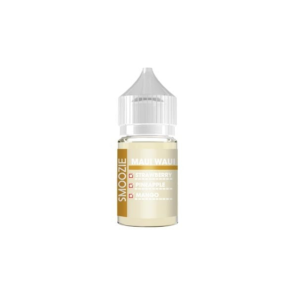 Smoozie Nicotine Salt E-Juice - 30ml - Maui Waui