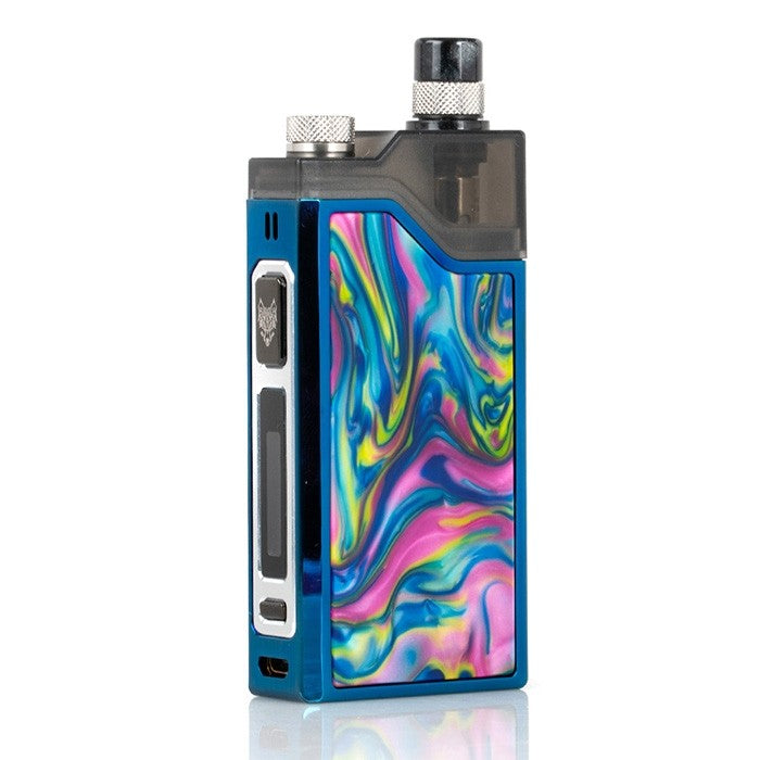 Unicorn Rainbow SnowWolf Wocket 25w Pod System