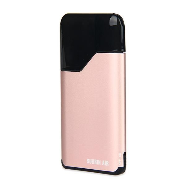 Rose Gold Suorin Air V2 Ultra-Portable System