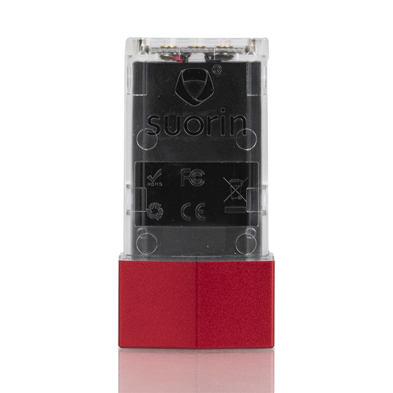 Red Suorin Edge Replacement Battery