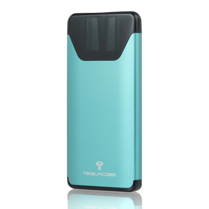 Tiffany Blue Tesla Silver Ultra Portable Pod System