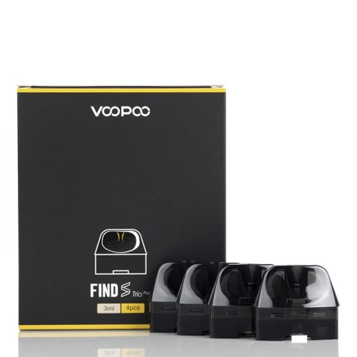 VooPoo Find S Trio Replacement Pods