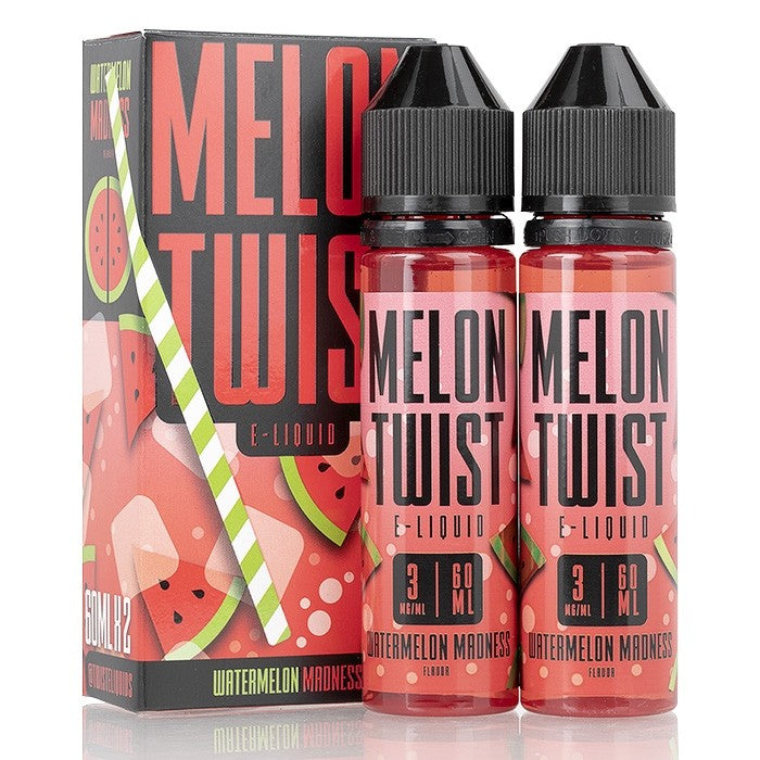 Melon Twist E-Juice - Watermelon Madness