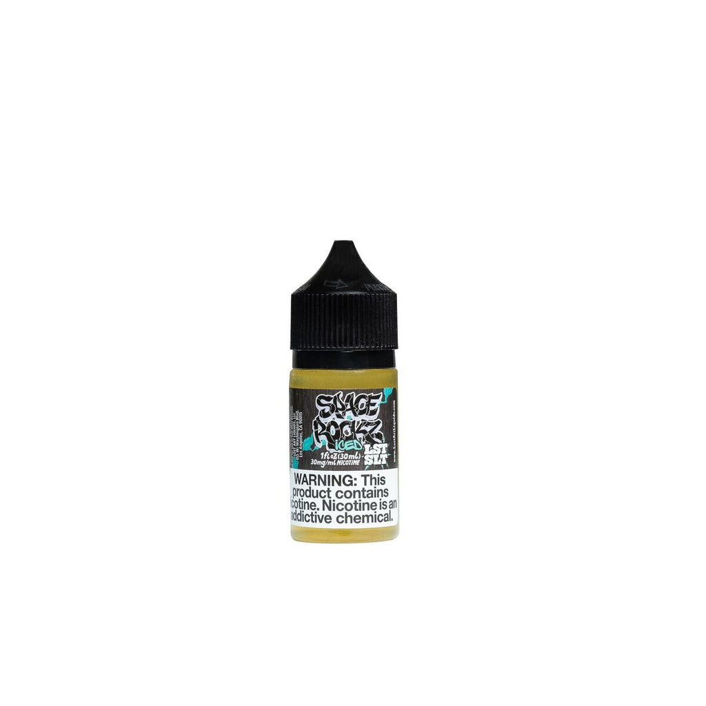 LST SLT Nicotine Salt E-juice - 30ml - Space Rockz Iced