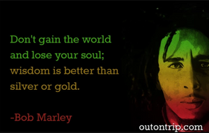 BOB MARLEY: THINGS YOU DIDN'T KNOW