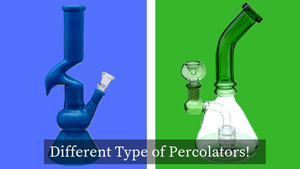 Different types of percolators!