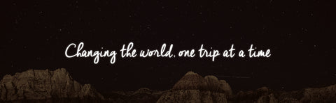 Changing the world, One trip at a time