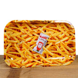 RAW French Fries Rolling Tray - Small