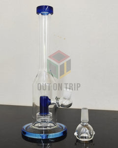 10 Inch Can Bong with UFO Percolator
