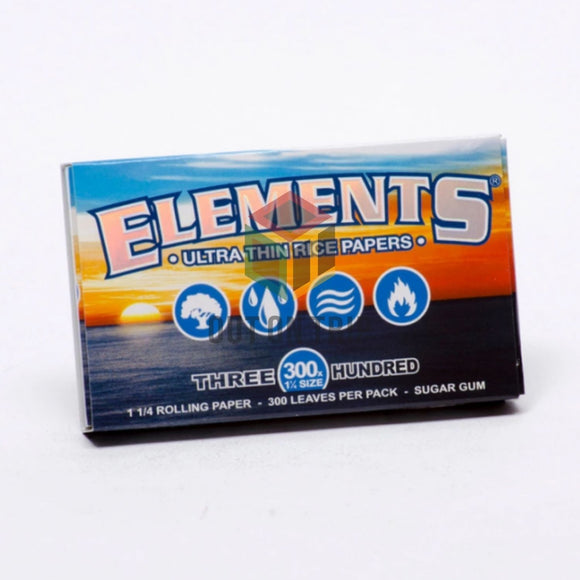 ELEMENTS Rolling Paper 1 1/4 - 300 Leaves