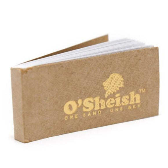 O'SHEISH Micro White Filter Tips - Pack of 10 & 20