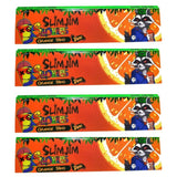 Slimjim Orange Tang Flavored King Size Rolling Paper