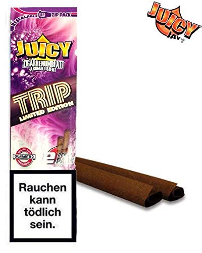 Juicy Double Wraps Blunt - Trip Flavour