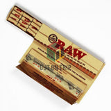 RAW Classic Connoisseur - King Size Rolling Papers with Pre-Rolled Tips