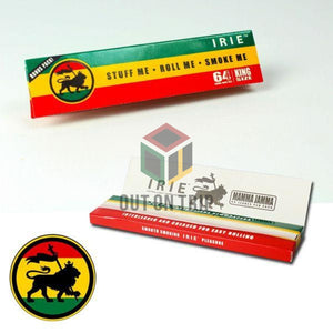 IRIE Rolling Paper King Size - 64 Leaves