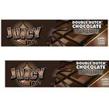 Juicy Jay Rolling Papers - Chocolate Double Dutch Flavor