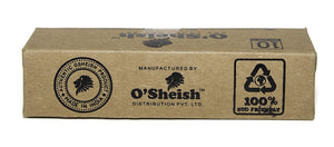 O'sheish brown Rolling paper Filter Tips/Roach Book