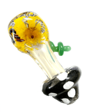 Assorted Color Glass Smoking Pipe