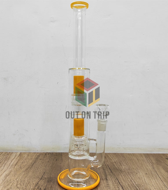 16 Inch Bong with Double UFO Percolator