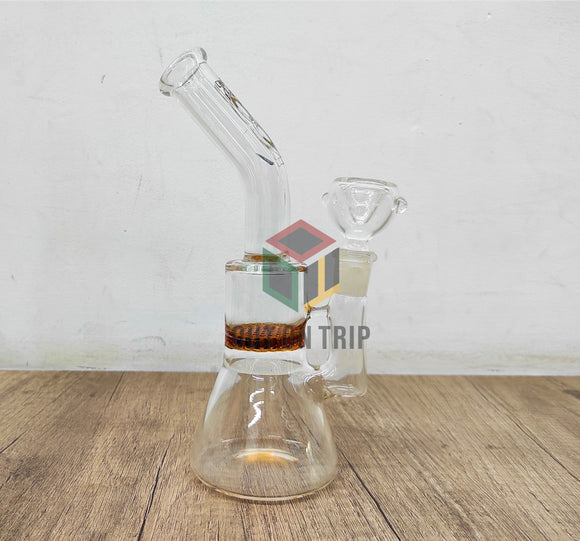 8 Inch Honeycomb Percolator Bong