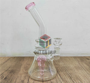 9 Inch Beaker Bong with Monster Inline Percolator