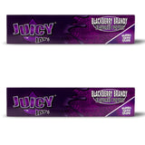 Juicy Jay Rolling Papers - Blackberry Flavour
