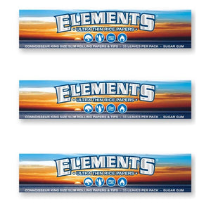 Elements king size slim Rolling/Smoking paper